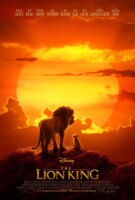 Симба и Муфаса на свежем постере фильма «Король Лев»