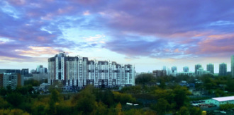 Архитектурный фотограф Артём Кацин -